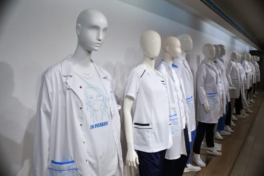 Врачи больницы Вересаева получили единую униформу. Фото: Агентство городских новостей «Москва»